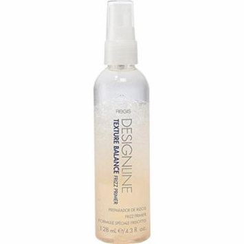 Texture Balance Frizz Primer, 4.3 oz - DESIGNLINE - Delivers Intense Anti-Frizz Nutrition and Weightless Conditioning to Add Smoothness and Shine for Dry and Frizzy Hair