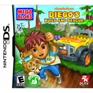Take-two Mega Bloks: Diego's Build and Rescue (used)