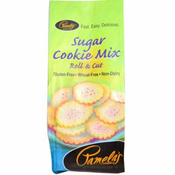 Pamela's Products, Sugar Cookie Mix, 13 oz (pack of 2)
