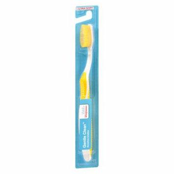 Walgreens Gentle Clean Toothbrush 1.0 ea(pack of 12)