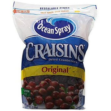 Ocean Spray Craisins, 128 oz