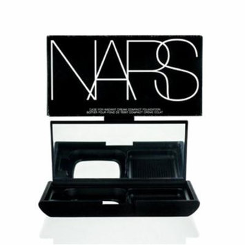 NARS RADIANT CREAM COMPACT FOUNDATION EMPTY COMPACT CASE SL.TARNISHED