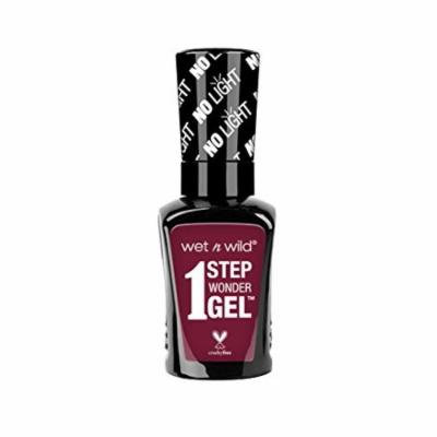 Wet & Wild Nail Color Gel, Left Marooned, 2.2 Ounce (Pack of 4)