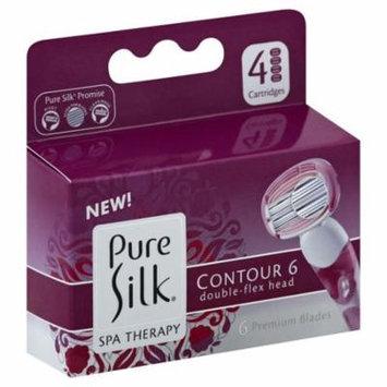 Perio Pure Silk Spa Therapy Cartridges, 4 ea