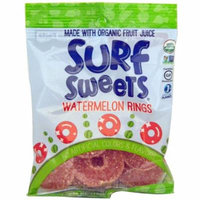 SurfSweets, Watermelon Rings, 2.75 oz(pack of 1)