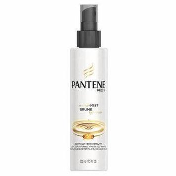 Pantene Pro-V Moisture Mist Hair Detangler 8.5 oz.(pack of 2)