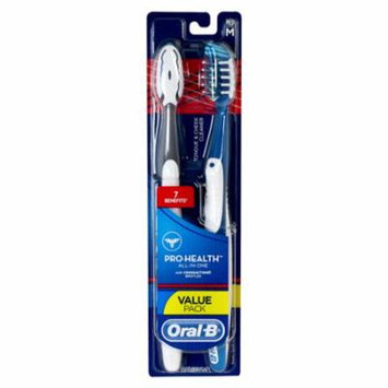 Oral B CrossAction Toothbrush - Pack of 2 (Pack of 12)
