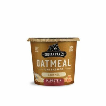 Kodiak Cakes Caramel Oatmeal in a Cup (Pack of 12)