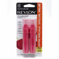 Revlon Kiss Balm SPF20 Sweet Cherry + Sweet Cherry 030 (each .09 Oz.)