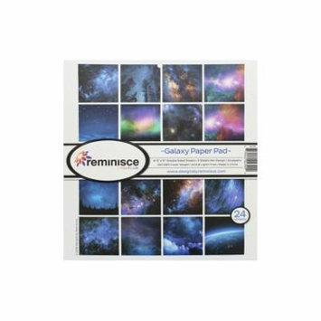 Reminisce Paper Pad 12x12 Galaxy