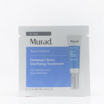 Murad Acne Control Outsmart Acne Clarifying Treatment (Travel Size 5x of 1.5 ml)