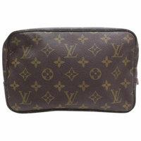 Louis Vuitton Monogram Toilette Trousse 23 Cosmetic Pouch 867659