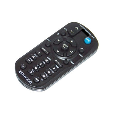 NEW OEM Kenwood Remote Control Originally Shipped With: KDCMP152U, KDC-MP152U