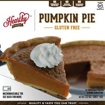 Hearthy Pumpkin Pie