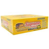 Supreme Protein Carb Conscious Protein Bar, Peanut Butter Crunch, 3.0 Oz