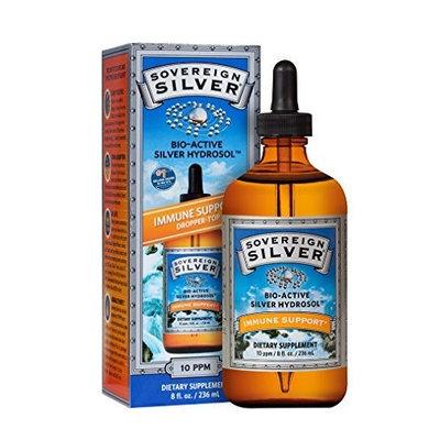 Natural Immunogenics Sovereign Silver Bio-Active Silver Hydrosol - 8 fl oz