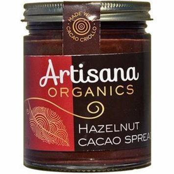 Artisana Spread Hazelnut Cacao 8 OZ (Pack of 6)