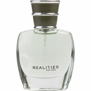 MEN COLOGNE SPRAY .5 OZ (UNBOXED) REALITIES (NEW)