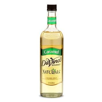 DaVinci Gourmet Natural Coffee Syrup, Almond, 25.4 Ounce Bottle [Almond]