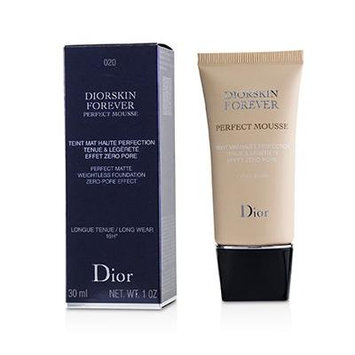 Diorskin Forever Perfect Mousse Foundation - # 020 Light Beige 1oz