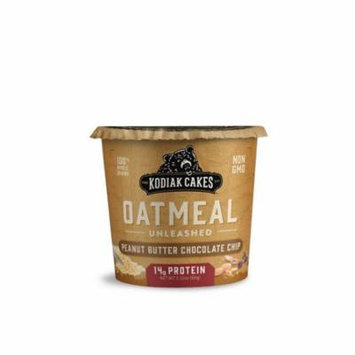 Kodiak Cakes Chocolate Peanut Butter Oatmeal in a Cup (Pack of 4)