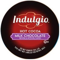 Indulgio Milk Chocolate Hot cocoa Single Serve Cups For Keurig K Cup Brewer, 12 Count