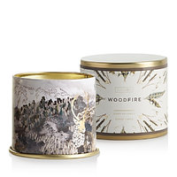 Illume(r) Vanity Tin Candle - Woofire by Illume