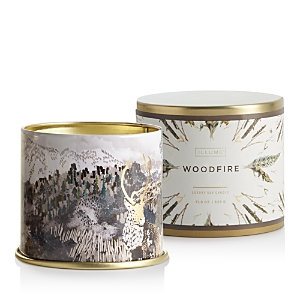 Illume(r) Vanity Tin Candle - Woofire by Illume
