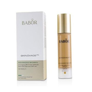 Skinovage PX Advanced Biogen Anti-Aging BB Cream SPF20 - # 02 Medium 1.7oz