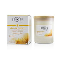 Scented Candle - Aroma Energy (Citrus Paradisi) 6.3oz