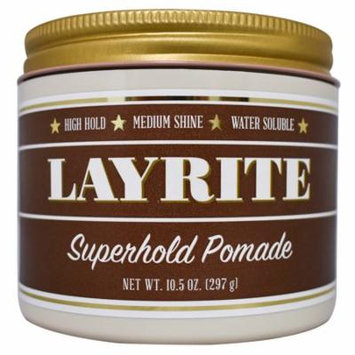 Layrite Super Hold Pomade 10.5oz