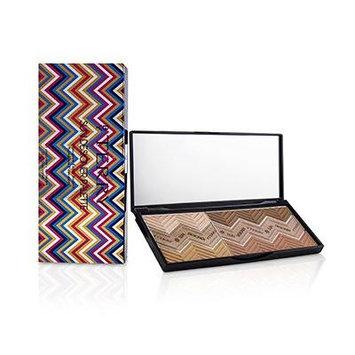 Sun Designer Palette Sunkiss Powders (Bronzer / Blush / Highlighter) - # 6 Happy Sun 0.53oz