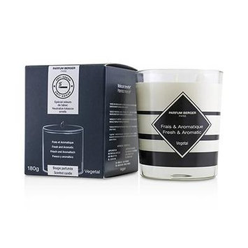 Functional Scented Candle - Neutralize Tobacco Smells (Fresh and Aromatic) 6.3oz