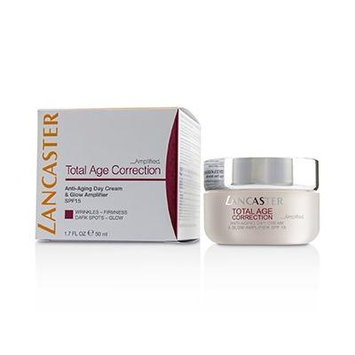Total Age Correction Amplified - Anti-Aging Day Cream & Glow Amplifier SPF15 1.7oz