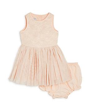 Pippa & Julie Girls' Embellished Tutu Dress - Baby