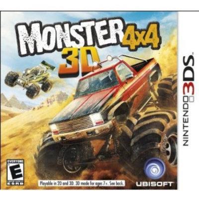 Ubi Soft Monster 4x4 Video Game for Nintendo 3DS