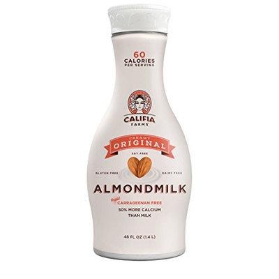 Califia Farms, Creamy Original Almondmilk, 48 oz