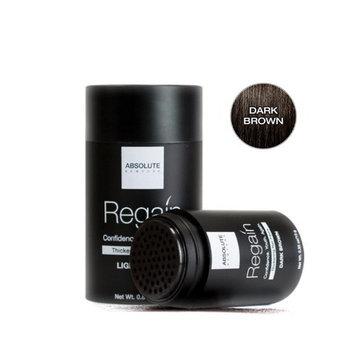 ABSOLUTE Regain Hair Fiber Medium Size - Dark Brown