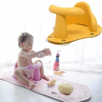 Baby Child Toddler Kids Anti Slip Safety Chair Bath Tub Ring Seat Infant blue