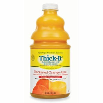 Aquacare, Food Thck H20 Org Juice/Honey 64Oz (Units Per Case: 4)