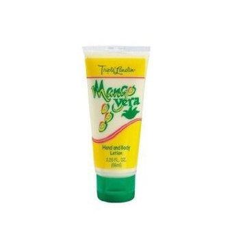 Triple Lanolin Mango Vera Hand And Body Lotion 3/4 oz