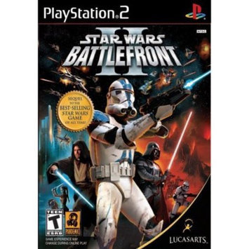 Lucas Arts 32835 Ps2luc32835 Star Wars Battlefront Ii Greatest Hits Playstation Ii (lucas Arts 32835)