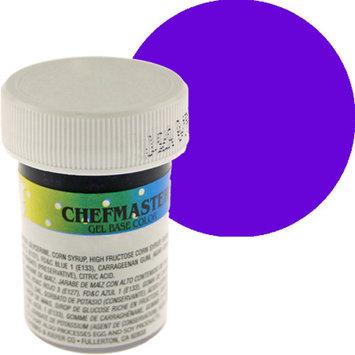 Violet Chefmaster Food Color Gel (Old Item # 41-2397)