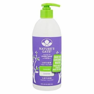 Body Lotion Lavender - 18 fl. oz. by Nature's Gate (pack of 3)