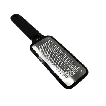 Professional Stainless Steel Foot File Callus Remover Exfoliation Cleanser Scraper Pedicure Tool