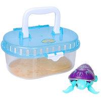 Little Live Pets Season 2 Lil Turtle Tank with Purple Starry