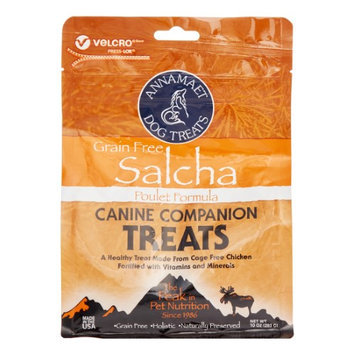 Natural Animal Nutrition Annamaet Grain Free Salcha Formula Canine Companion Dog Treats