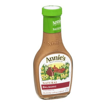 Annie's Vinaigrette, Balsamic, 8 FL OZ (Pack of 6)