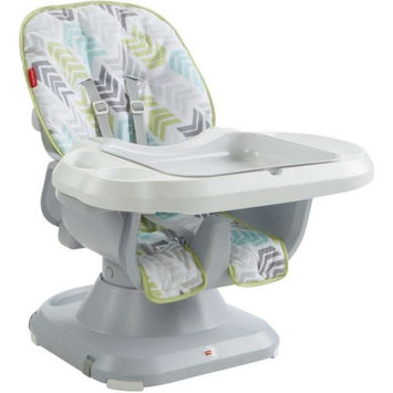 Fisher-Price SpaceSaver High Chair, Green