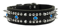 Mirage Pet Products 8210 21BK Jewel Black 21